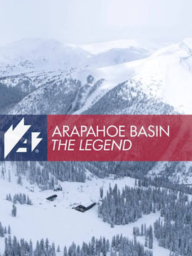 Arapahoe Basin Ski Area Webcam, Snow Reports, Trail Maps