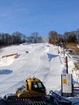 Woodbury Ski Area Live Webcam, Snow Reports, Trail Maps