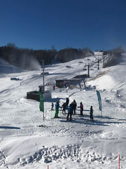 Mt. Crescent Ski Area Live Webcam, Snow Reports, Trail Maps