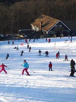Blue Hills Ski Area Webcam, Snow Reports, Trail Maps