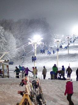 Bousquet Ski Area Webcam, Snow Reports, Trail Maps