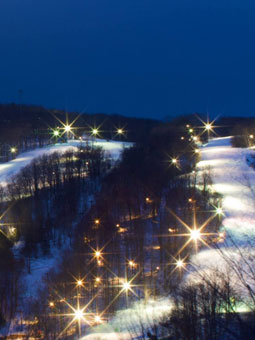 Jiminy Peak Mountain Resort Webcam, Snow Reports, Trail Maps