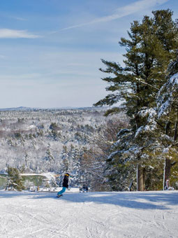 Nashoba Valley Ski Area Webcam, Snow Reports, Trail Maps