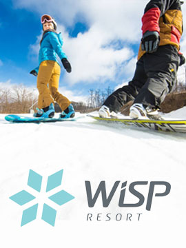 Wisp Ski Resort Webcam, Snow Reports, Trail Maps