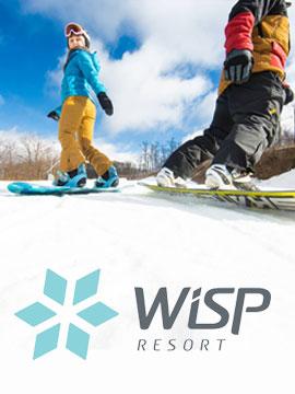 Wisp Ski Resort Webcam, Snow Reports, Trail Maps