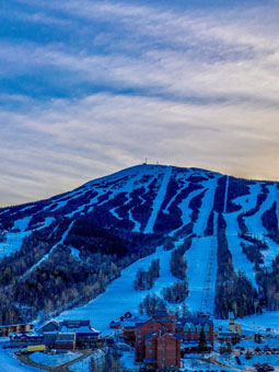 Sugarloaf Mountain, Live Webcams, Snow Reports & Current Conditions