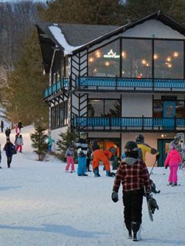 Alpine Valley Ski Area Live Webcam, Snow Reports, Trail Maps