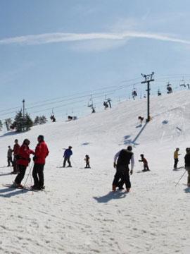 Pine Knob Ski Resort Live Webcam, Snow Reports, Trail Maps