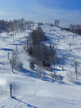 Hidden Valley Ski Resort Live Webcam, Snow Reports, Trail Maps
