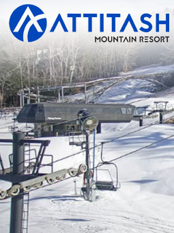 Attitash Mountain Resort Live Webcam Vermont