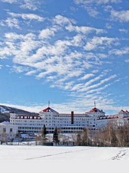 Bretton Woods Ski Resort Live Webcam, Snow Reports, Trail Maps