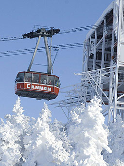 Cannon Mountain Live Webcam, Snow Reports, Trail Maps