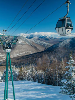 Loon Mountain Live Webcam, Snow Reports, Trail Maps