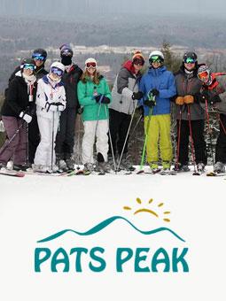 Pats Peak Ski Area Live Webcam, Snow Reports, Trail Maps
