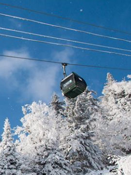 Gore Mountain Ski Resort Webcam, Snow Reports, Trail Maps