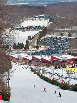 Bear Creek Mountain Resort Webcam, Snow Reports, Trail Maps