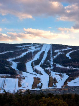 Blue Mountain Ski Resort Webcam, Snow Reports, Trail Maps