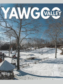 Yawgoo Valley Ski Area & Water Park Webcam, Snow Reports, Trail Maps