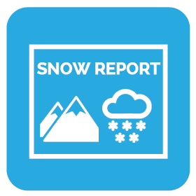 ski resort snow report icon