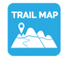 Ski Trail Map Icon