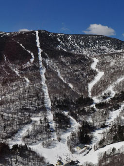 Mad River Glen Ski Area Live Webcam, Snow Reports, Trail Maps