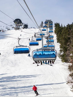 Mount Snow Live Webcam, Snow Reports, Trail Maps