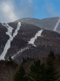 Sugarbush Resort Live Webcam, Snow Reports, Trail Maps