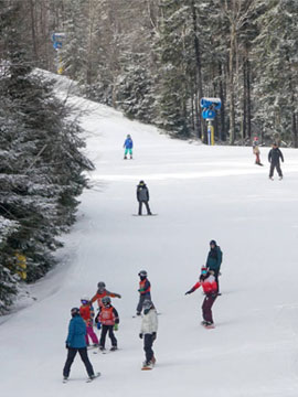 Snowshoe Mountain Resort Webcam, Snow Reports, Trail Maps