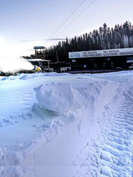 Sunrise Park Resort Peak Live Ski Cam, Arizona