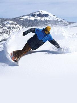Dodge Ridge Ski Resort Live Webcam, Snow Reports, Trail Maps