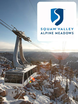 Squaw Valley Alpine Meadows Live Webcam, Snow Reports, Trail Maps