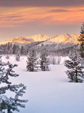Tahoe Donner Downhill Ski Resort Live Webcam, Snow Reports, Trail Maps