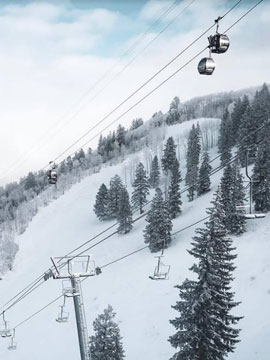 Aspen Mountain Ski Resort Live Webcam, Snow Reports, Trail Maps
