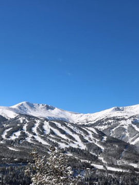Breckenridge Ski Resort Live Webcam, Snow Reports, Trail Maps