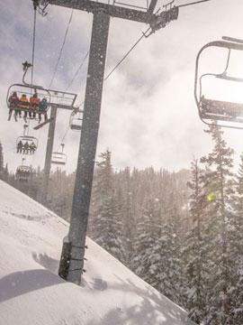Crested Butte Mountain Resort Live Webcam, Snow Reports, Trail Maps
