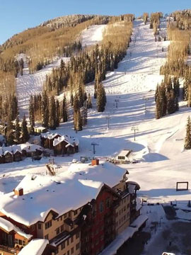 Purgatory Resort Live Webcam, Snow Reports, Trail Maps