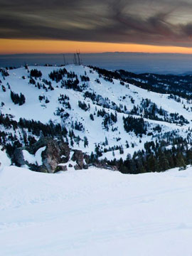 Bogus Basin Recreation & Ski Resort Live Webcam, Snow Reports, Trail Maps