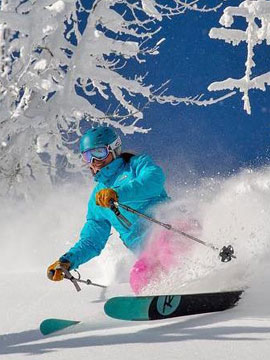 Brundage Mountain Ski Resort Live Webcam, Snow Reports, Trail Maps
