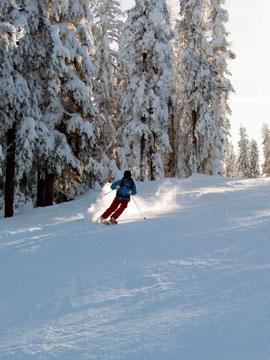 Lookout Pass Ski & Recreation Area Live Webcam, Snow Reports, Trail Maps