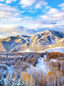 Sun Valley Ski Resort Live Webcam, Snow Reports, Trail Maps