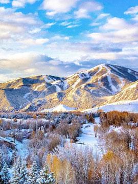 Sun Valley Ski Resort Live Webcam, Snow Reports, Trail Maps