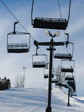 Cannonsburg Ski Area Live Webcam, Snow Reports, Trail Maps