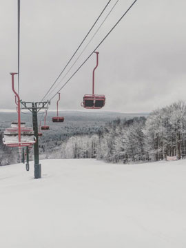 Indianhead Mountain Resort Live Webcam, Snow Reports, Trail Maps