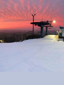 Mt Holly Ski & Snowboard Resort Live Webcam, Snow Reports, Trail Maps