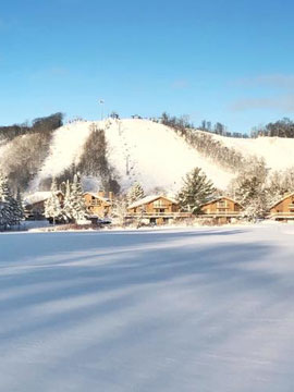 Shanty Creek Resorts Live Webcam, Snow Reports, Trail Maps