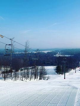 Treetops Resort Live Webcam, Snow Reports, Trail Maps