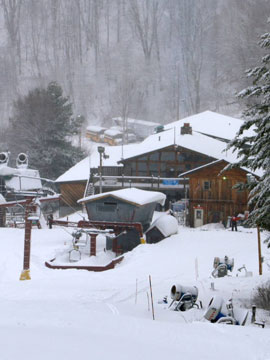 Wolf Ridge Ski Resort Live Webcam, Snow Reports, Trail Maps