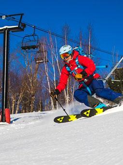 Black Mountain Ski Area Live Webcam, Snow Reports, Trail Maps