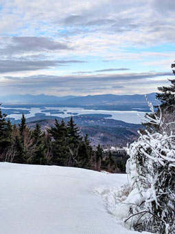 Gunstock Mountain Resort Live Webcam, Snow Reports, Trail Maps