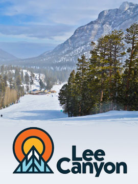 Lee Canyon Las Vegas Live Webcam, Snow Reports, Trail Maps